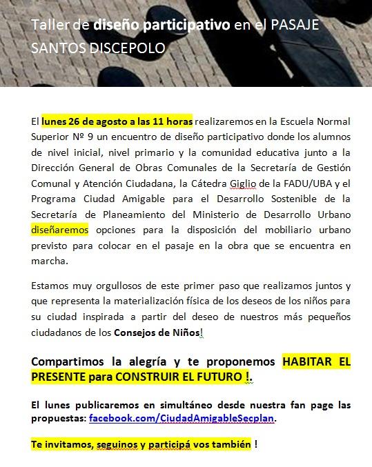 RECREO URBANO_taller participativo